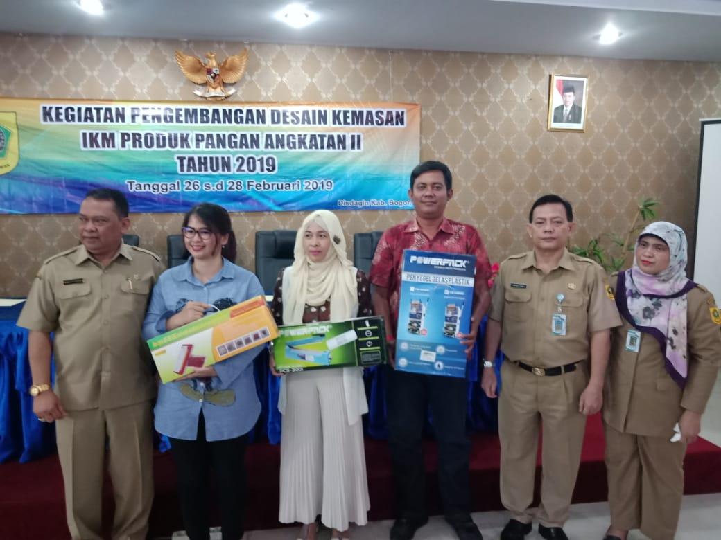 Kinerja Dinas Perdagangan dan Perindustrian Kabupaten Bogor Tahun 2019 130