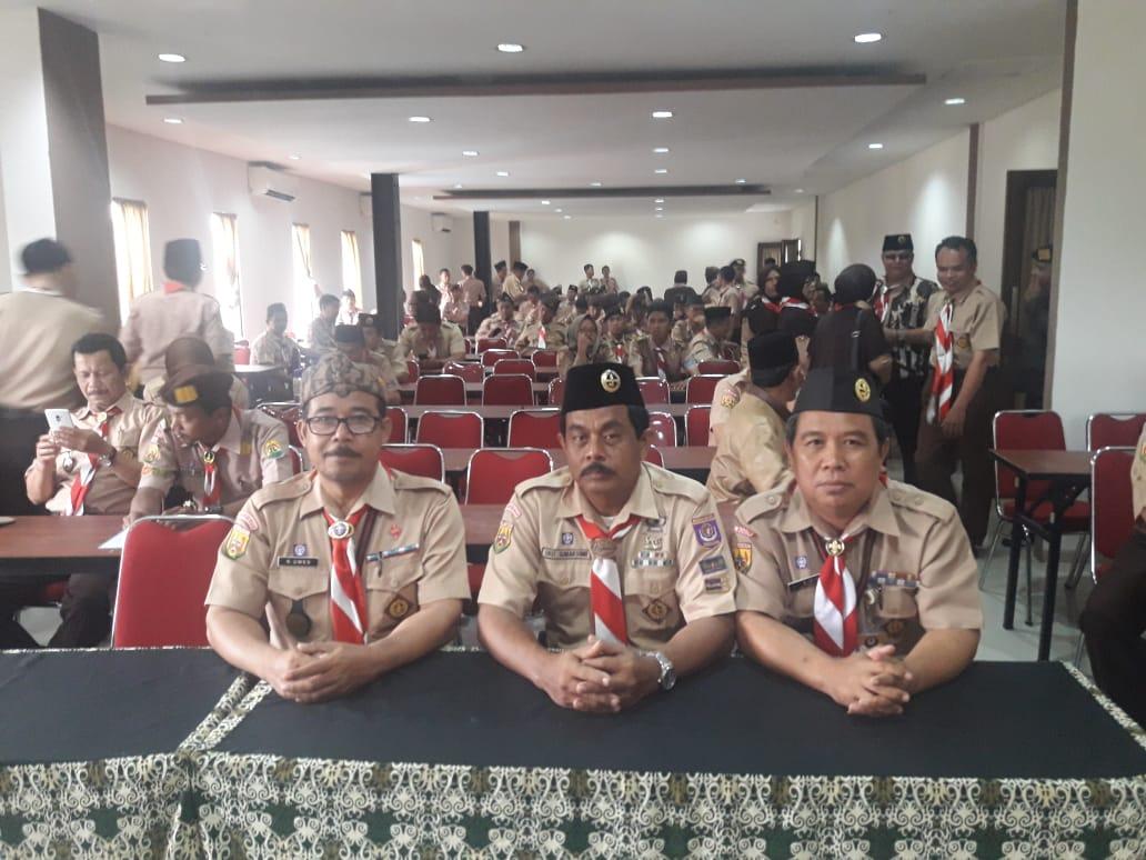 Rapat Renstra 2020-2025 Gerakan Pramuka Kwartir Cabang Kabupaten Bogor 231
