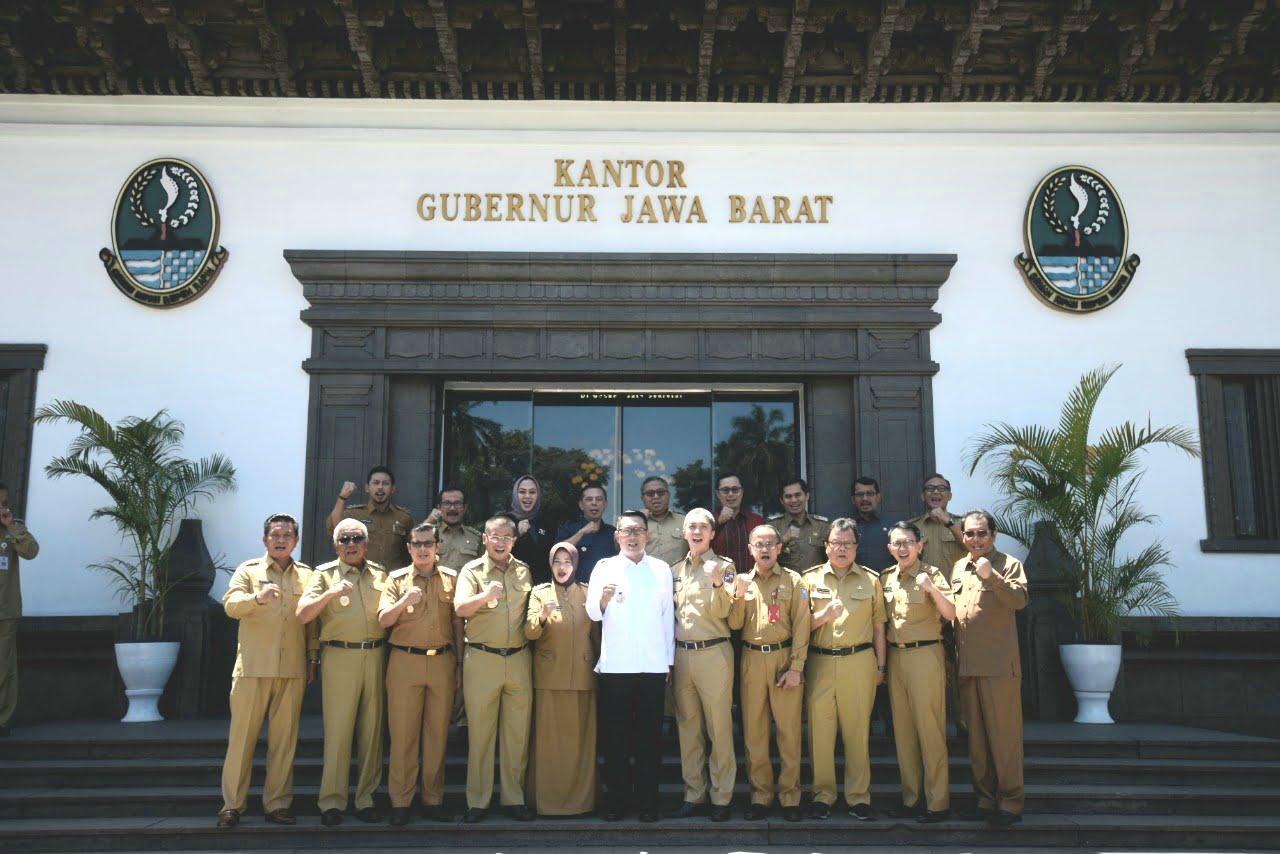 LPPD 2019, Pemdaprov Jabar Bantu Kabupaten/Kota Penuhi Indikator Kinerja Kunci