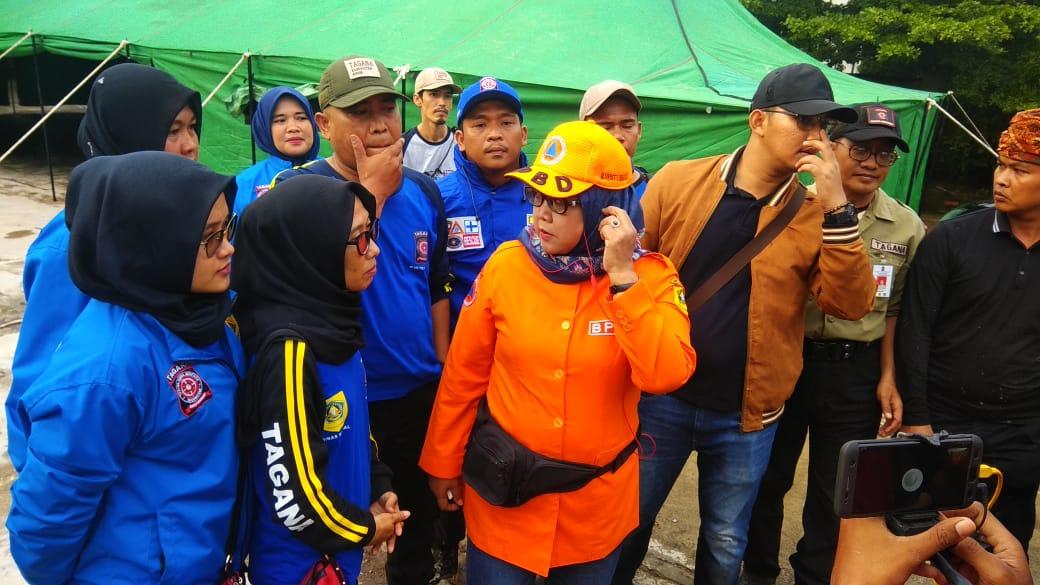Seluruh Anggota Tagana Assesment 12 Lokasi Bencana Alam 233