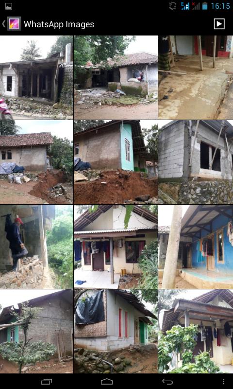 Warga Terdampak Butuh Bantuan dan Perbaikan Jalan Amblas Kampung Cilaya 233