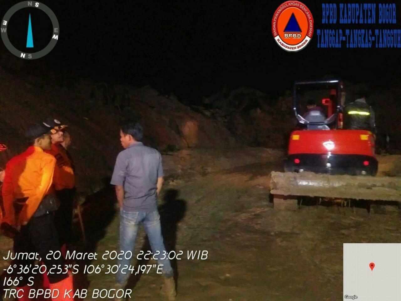 Ada Tanah Longsor Lagi Di Desa Harkat Jaya 237