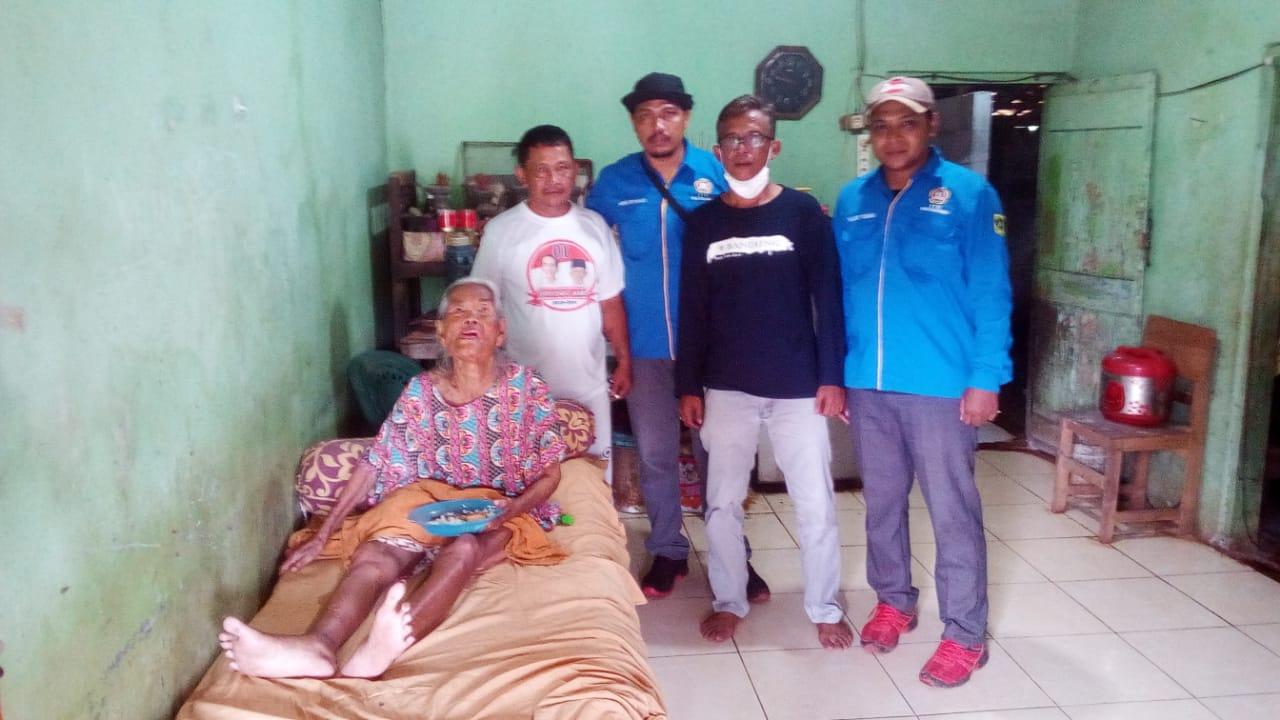 Satgas Cegah COVID19 Cileungsi Temukan Nenek 86 Tahun Hidup Terlantar Bersama Kedua Cucu Cacat Mental 235