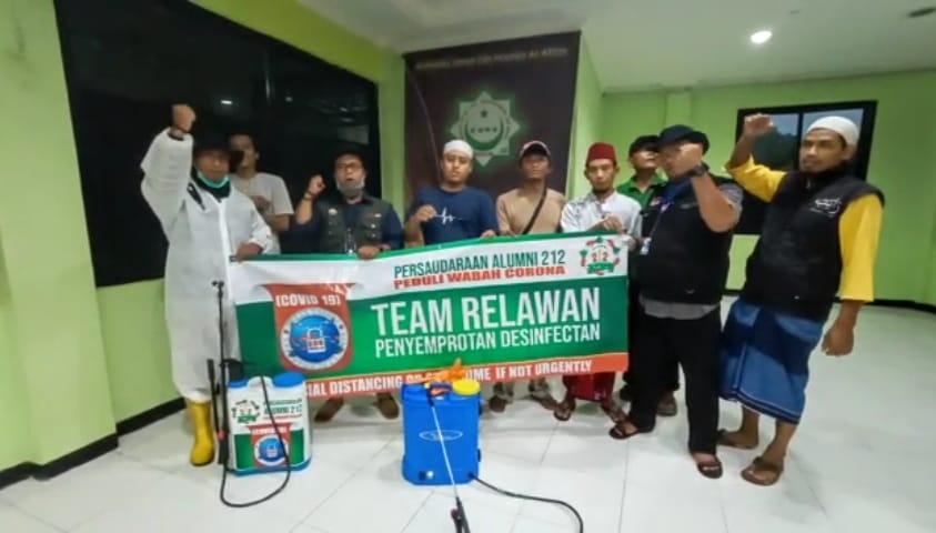 Persaudaraan Alumni 212 Kota Bogor Peduli Cegah COVID19 237