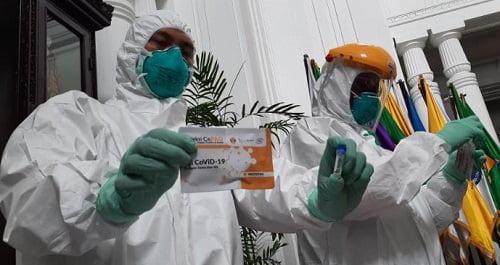 UNPAD Kembangkan Alat Rapid Test 229