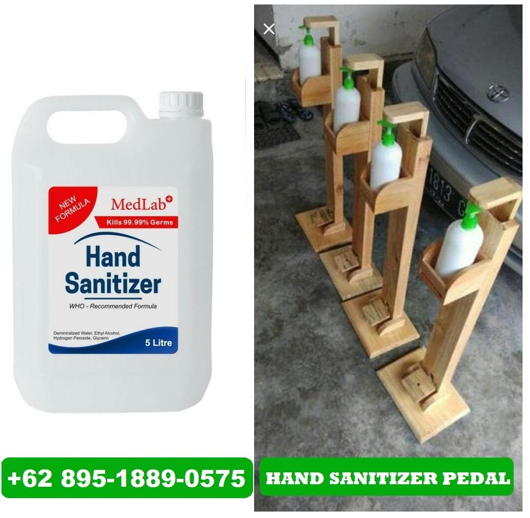 HAND SANITIZER PEDAL 229