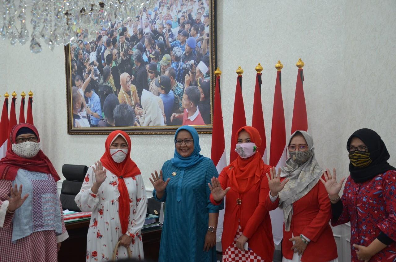 Bupati Bogor Akui Produk Ekraf Kabupaten Bogor Berkualitas dan Berkelas 229