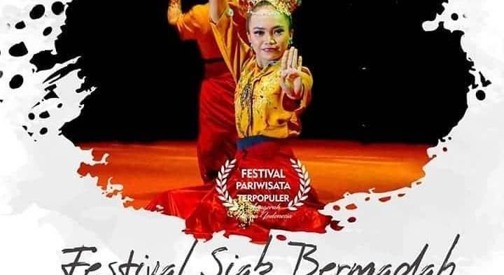 Festival Siak Bermadah Ikut Dalam Ajang Anugerah Pesona Indonesia (API) Award 2020