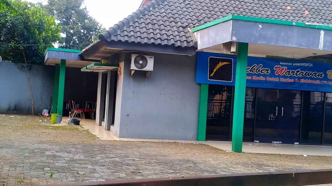 Gedung Sekber Wartawan Bogor Segera Direnovasi 229