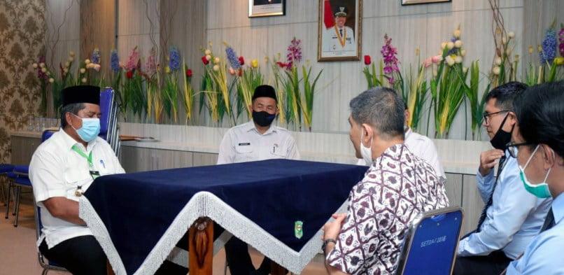 KKP Pratama Kerinci Pindah Tugas ke Pekanbaru, Bupati Alfedri : Terimakasih Atas Kerjasama Terjalin