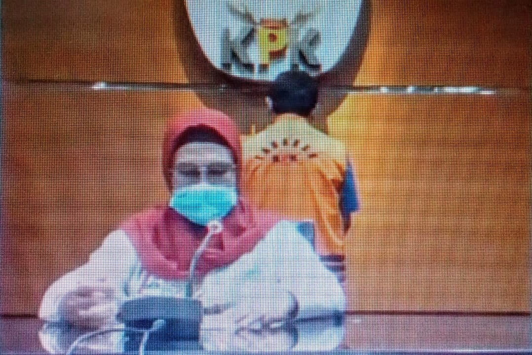 Mantan Bupati Bogor Ditahan KPK 229