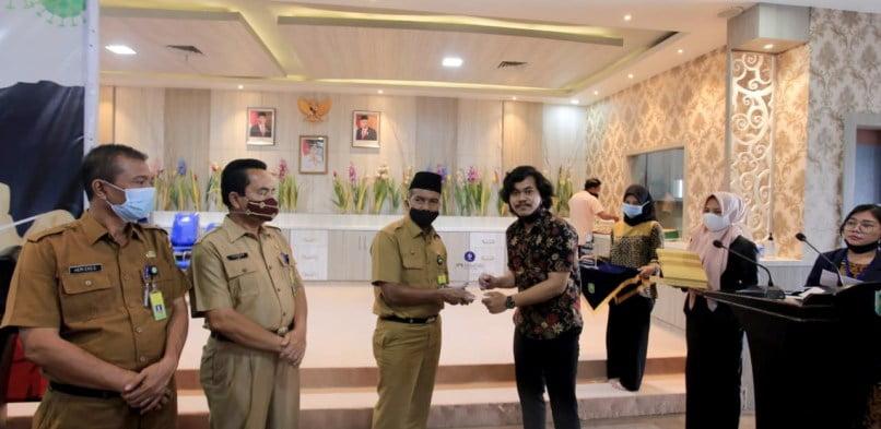 Pemkab Apresiasi Program KKN-T Mahasiswa IPB di Kabupaten Siak