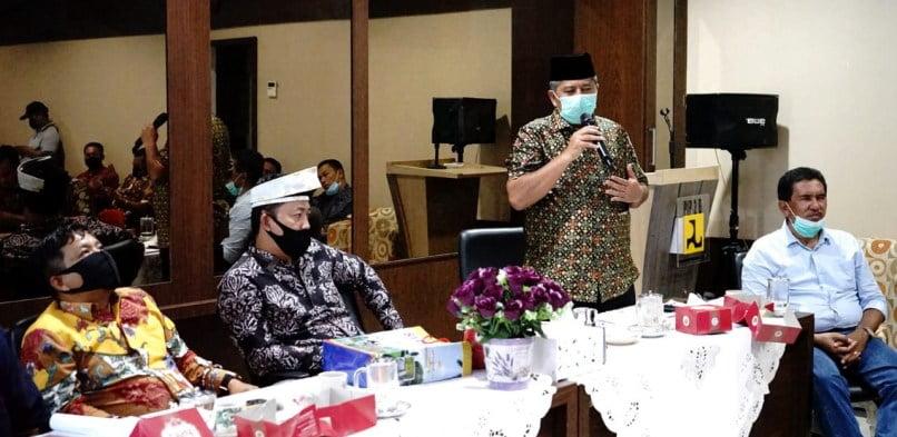 Anggota Komisi V DPR RI Asal Riau, Dukung Rencana Pembangunan Unit Air Baku dan Instalasi Penggolahan Air di (KITB)