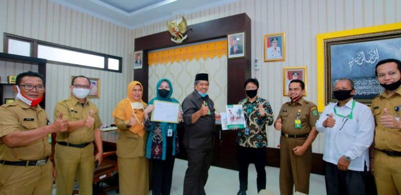 Bantu Tingkatkan Mutu Pendidikan di Kabupaten Siak, Bupati Alfedri : Lanjutkan Kemitraan Dengan Tanoto Foundation