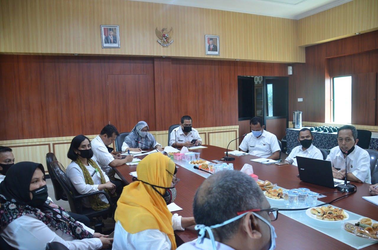 Inten Lakukan Sosialisasi Pra Mall Pelayan Publik DPMPTSP Kabupaten Bogor Keliling Perangkat Daerah