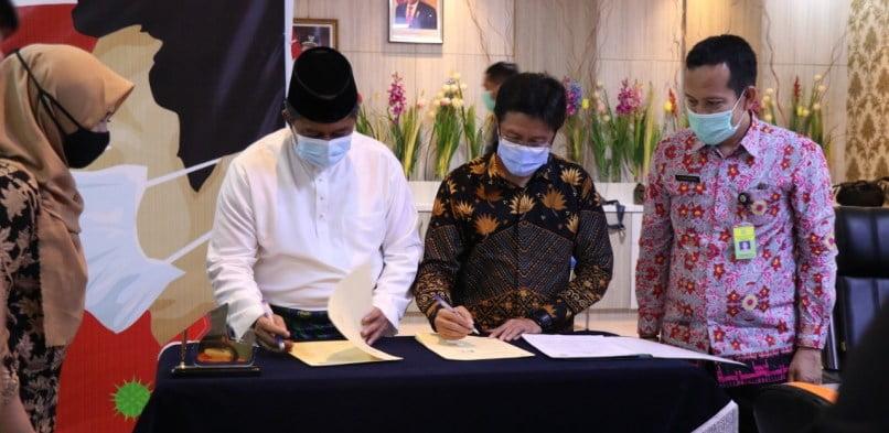 Wujudkan Smart City, Kabupaten Siak Resmikan Portal Siak Bedelau