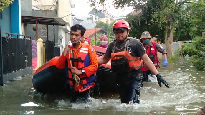 Banjir Melanda Kota Bogor 233