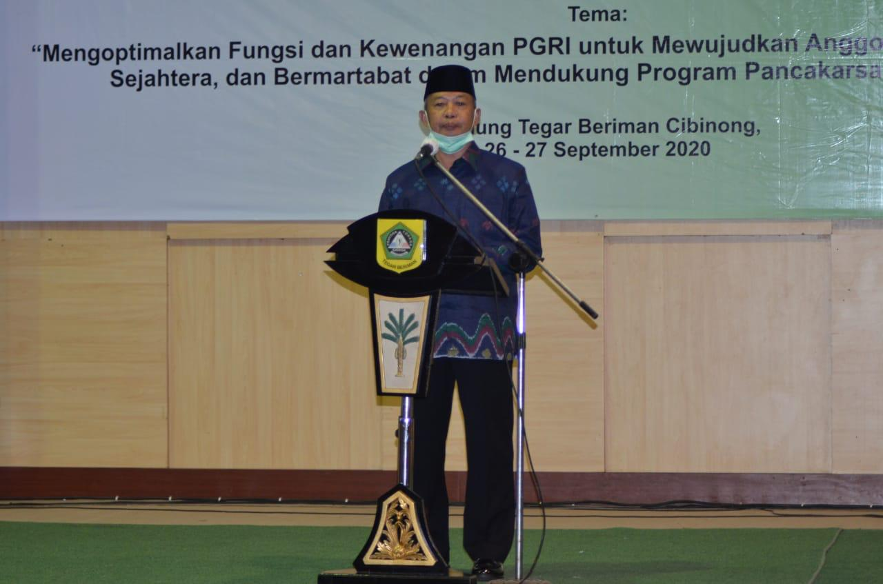 Konferensi PGRI Kabupaten Bogor 233