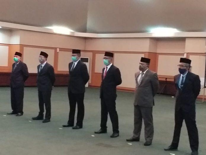 Enam Pejabat Struktural Eselon II Kabupaten Bogor Dilantik 233