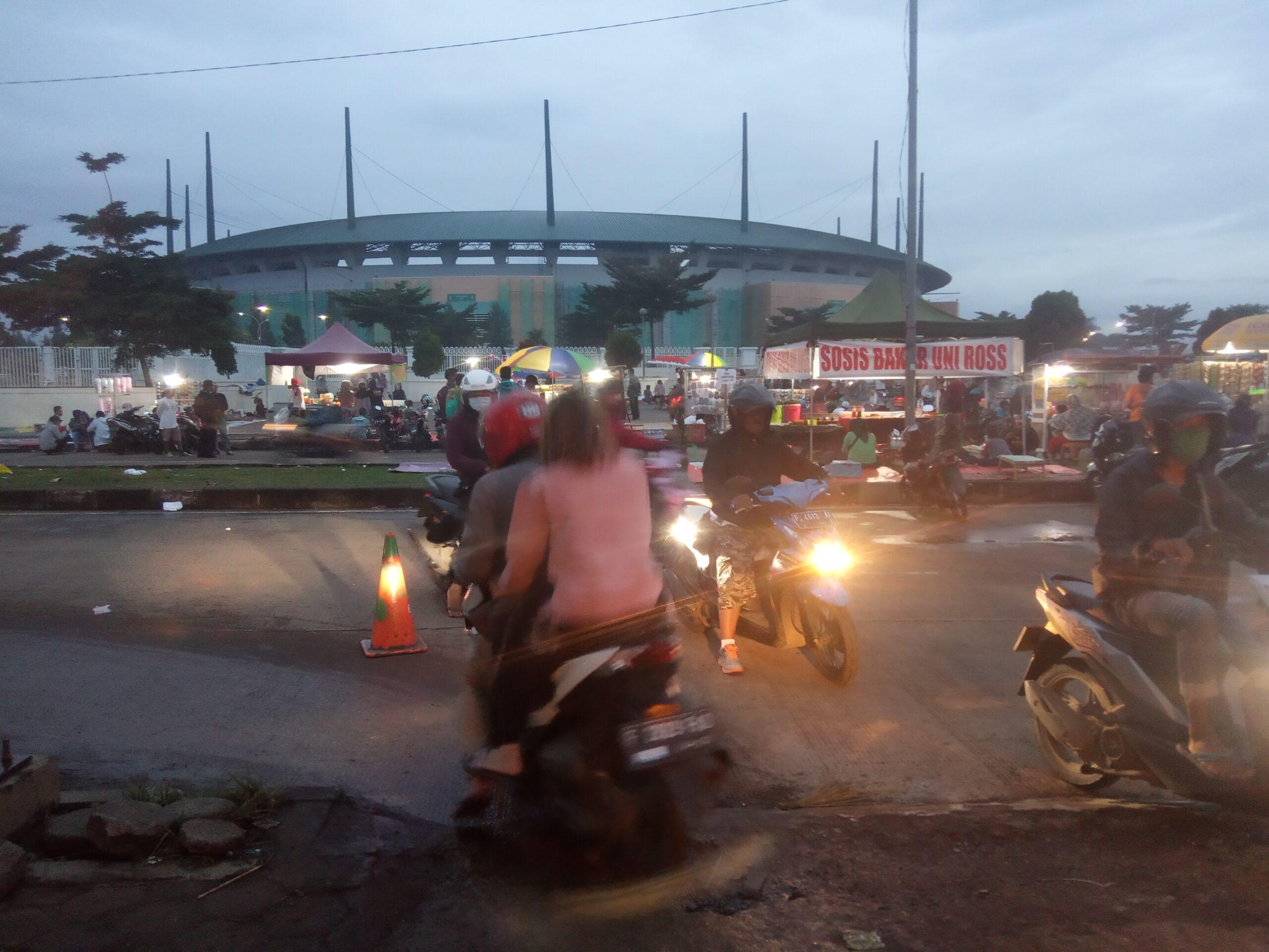 Pelanggaran Protokol Kesehatan di Kecamatan Cibinong Masih Tergolong Tinggi 231