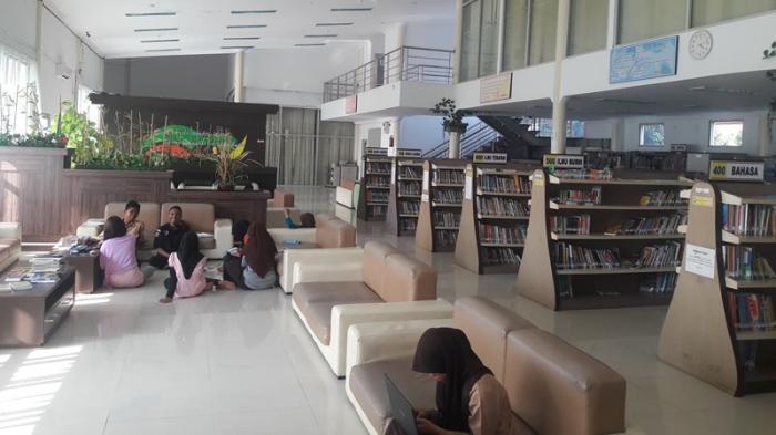 Perpustakaan Daerah Siak Kembali Raih Penghargaan Nasional.