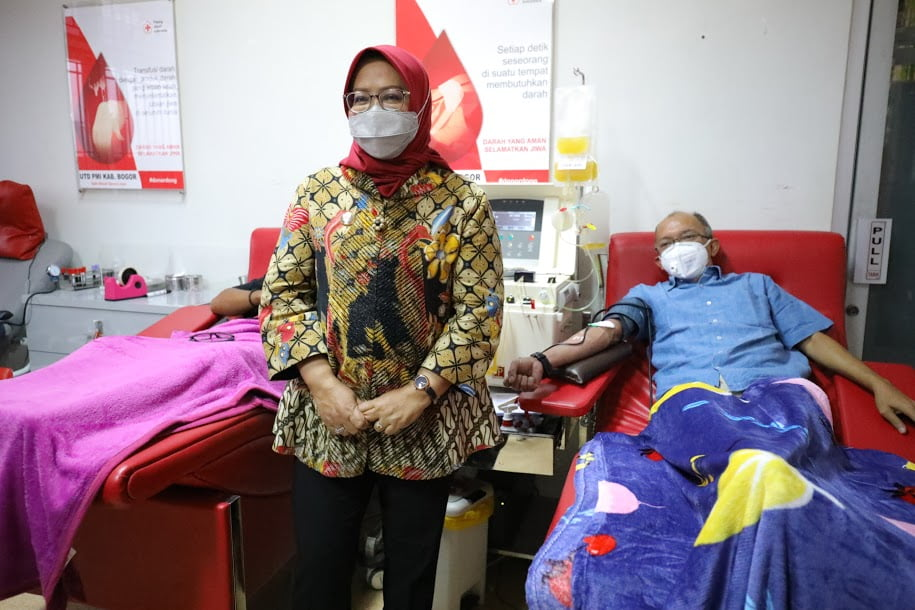 Ade Yasin Ajak Penyintas Covid-19 Donor Plasma Konvalesen 233