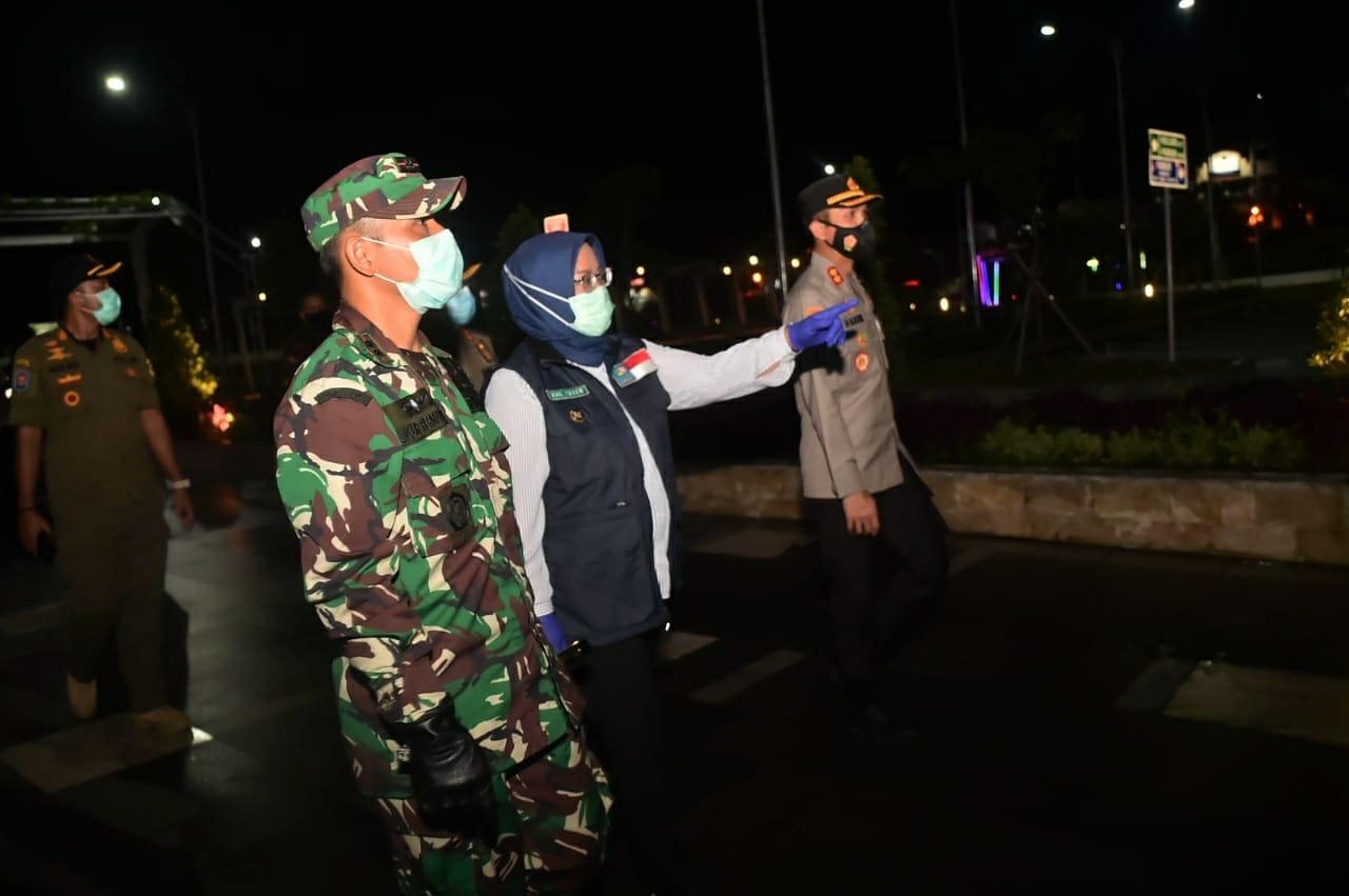 Bupati Bogor Sidak Kawasan Sentul City Terkait PPKM 231