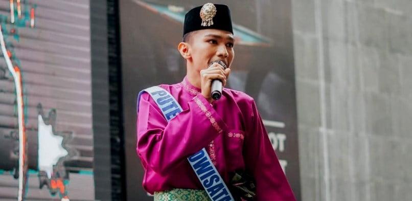 Mantap, Wakili Riau di pemilihan Putera Ekowisata Indonesia 2020 di Bali, Putra Siak Masuk 5 Besar