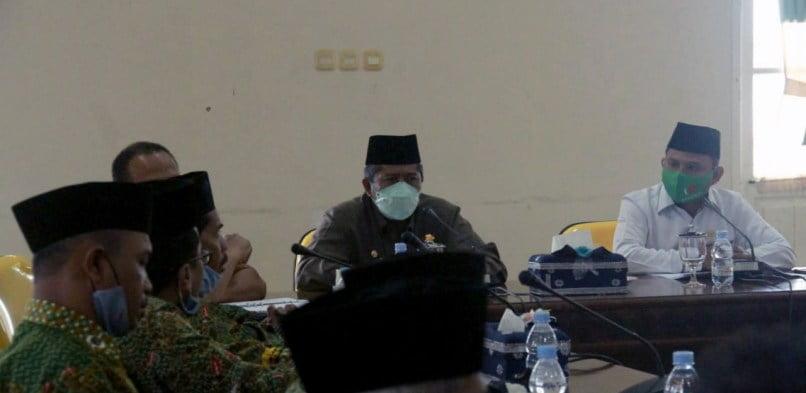 PORSADIN ke 4 Tingkat Provinsi Riau tahun 2021 dilaksanakan di Kabupaten Siak