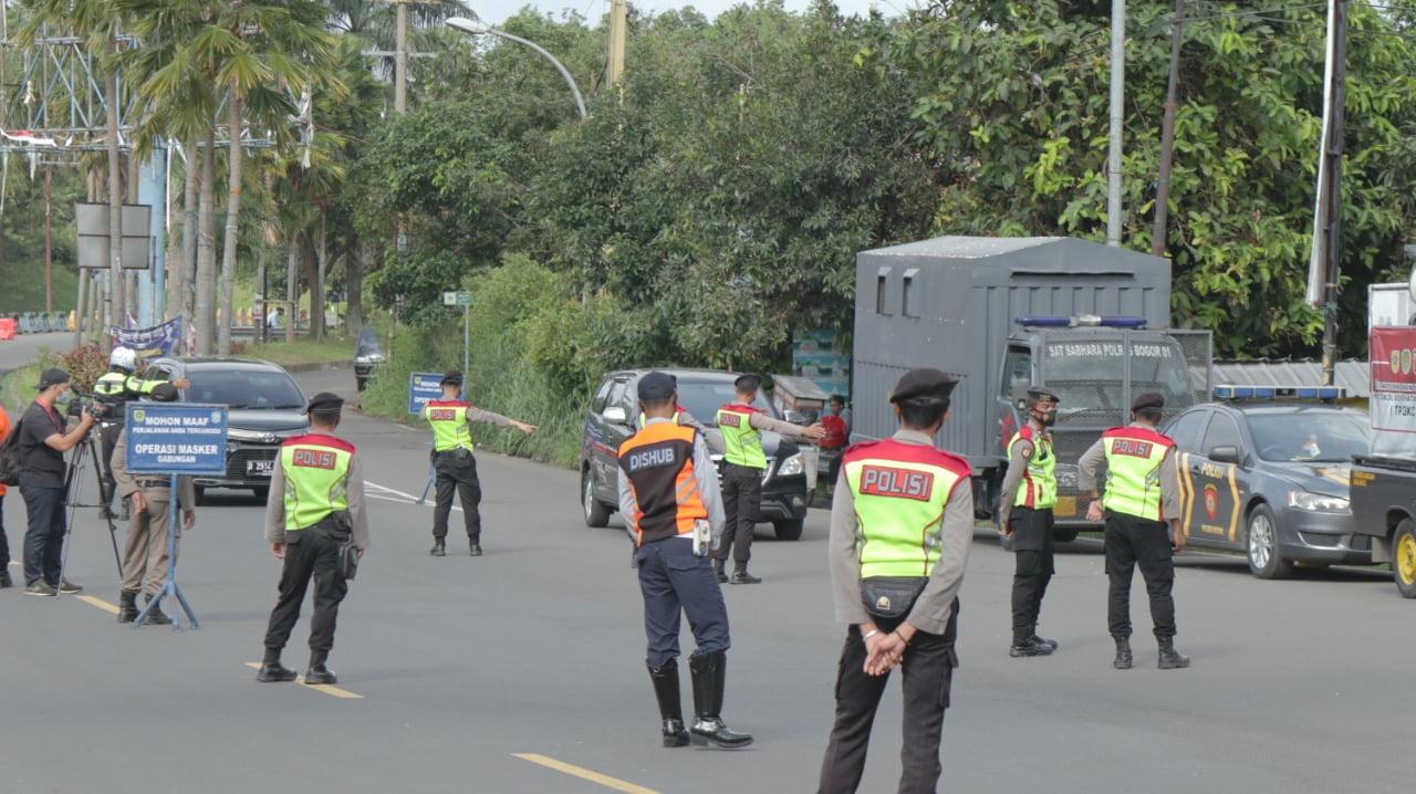 Wisatawan Tanpa Hasil Rapid Test Antigen Yang Masih Berlaku Dilarang Kunjungi Puncak Bogor 231