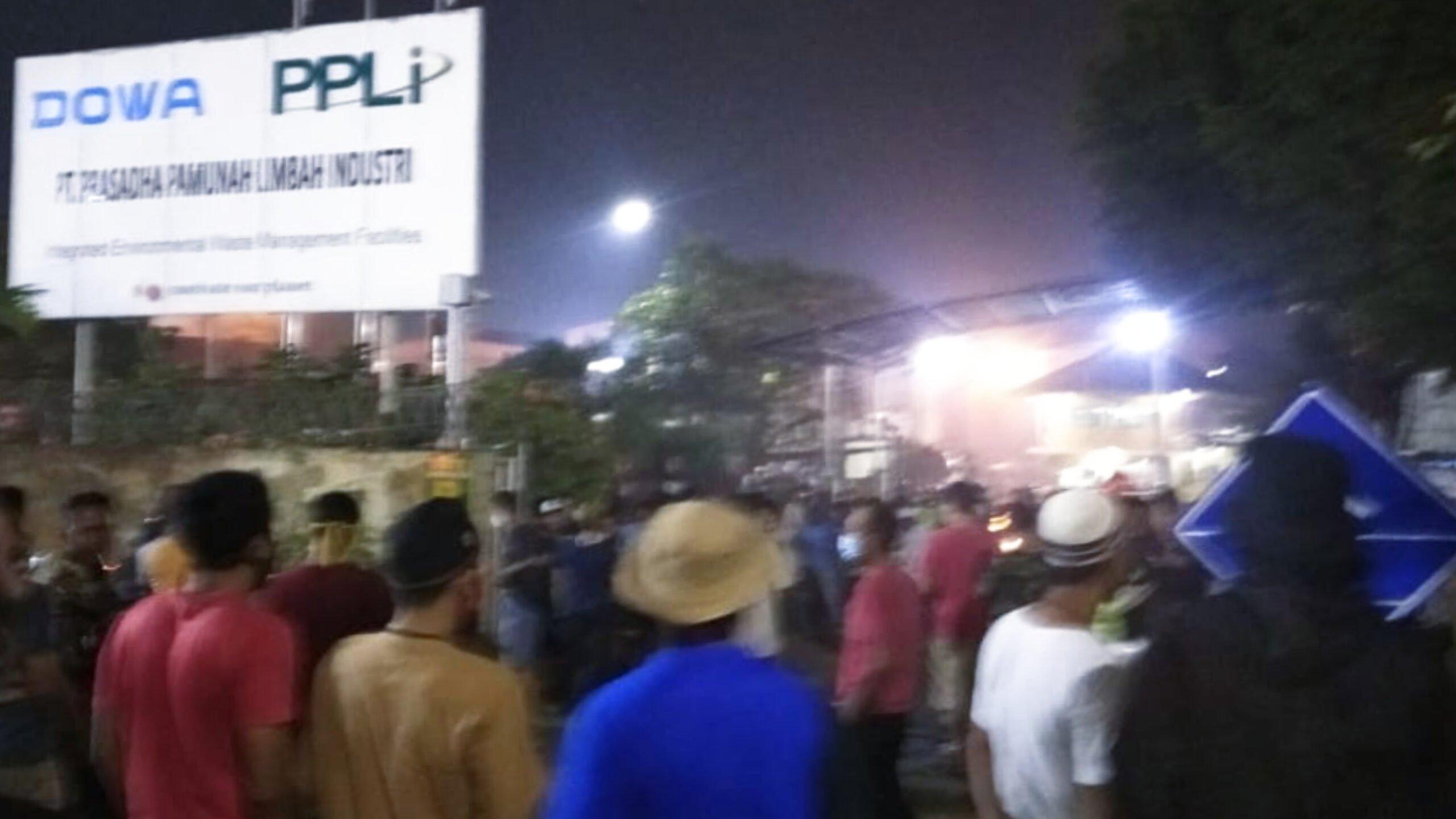 Kerusakan Alat PPLI Nambo Bogor Aroma Menyengatnya Sampai Depok 235