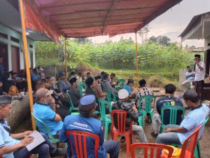 Paguyuban RT RW Desa Pasarean Pamijahan Gelar Pertemuan Perdana 233