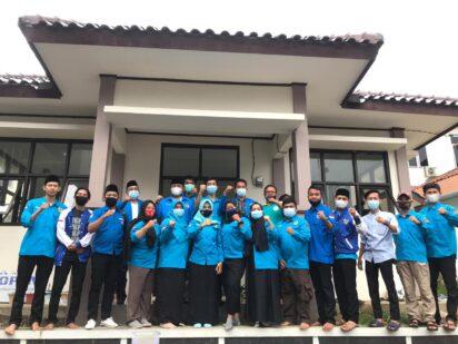Pemuda Kecamatan Pamijahan Bersyukur Terwujudnya Gedung Sekretariat Baru 233