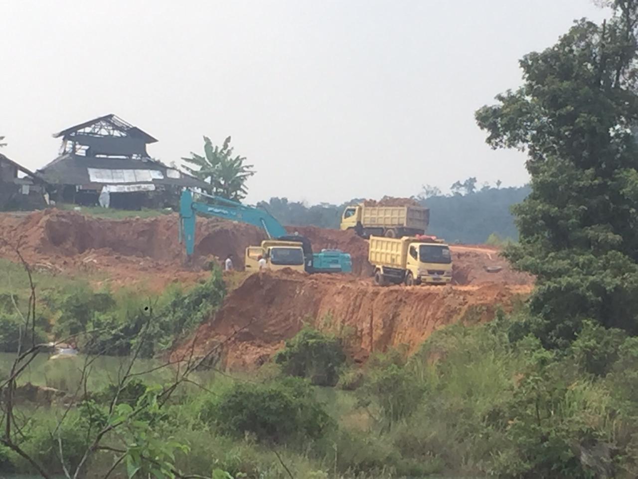 Satpol PP Kabupaten Bogor Bahas Maraknya Aktifitas Galian 233
