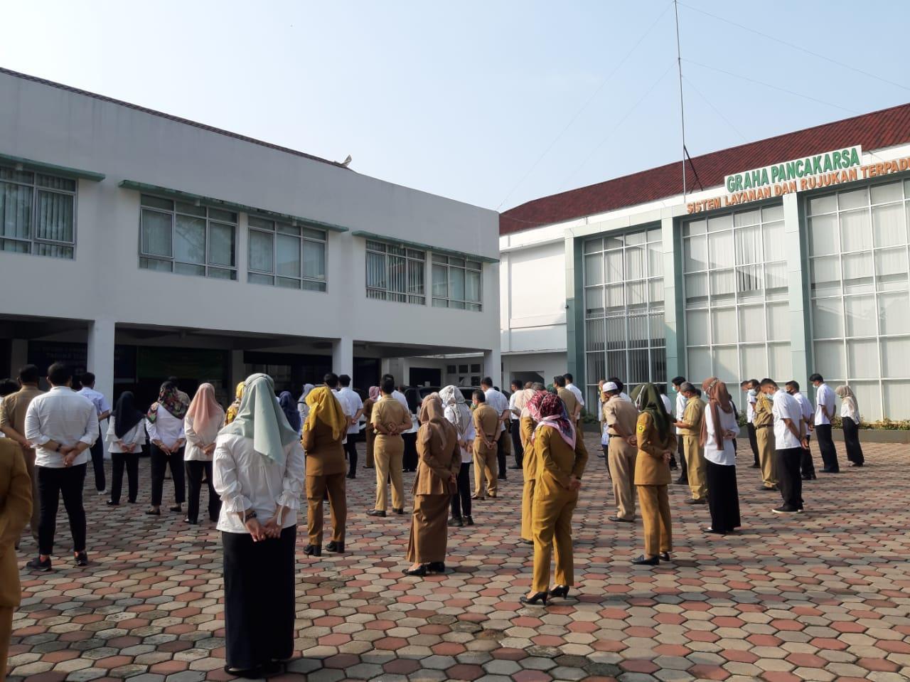 Bupati Bogor Minta BKPSDM Jatuhkan Sanksi ASN Bolos Kerja 235