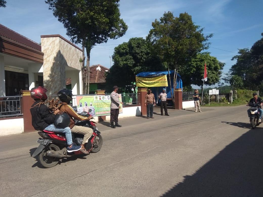 Pemerintahan Kabupaten Bogor Giatkan PPKM Stasioner 233