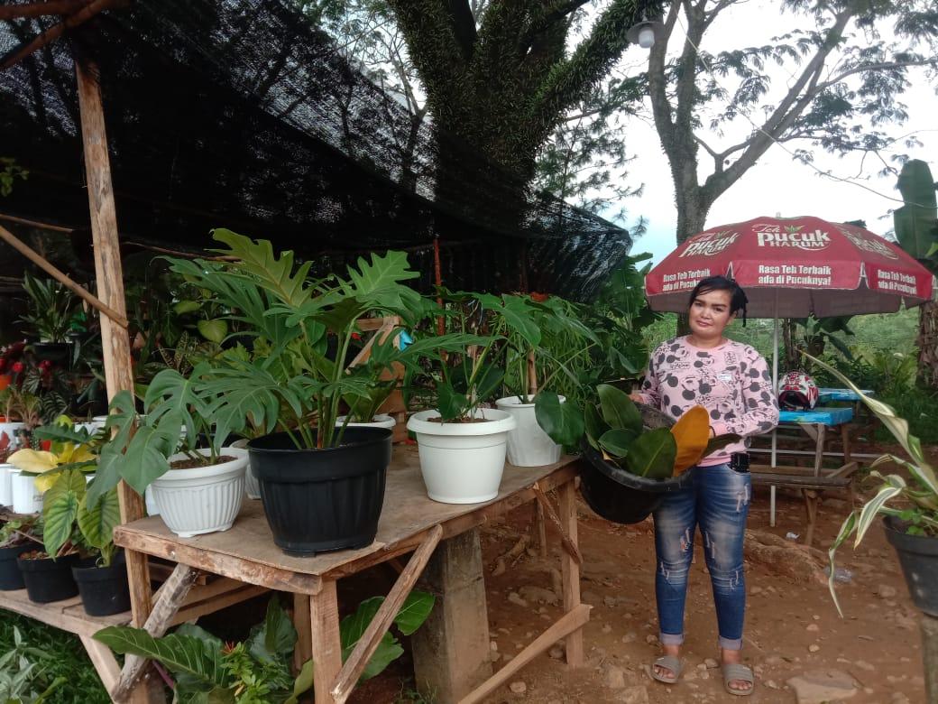 Suka Duka Pelaku Usaha KPK Desa Karang Tengah 235