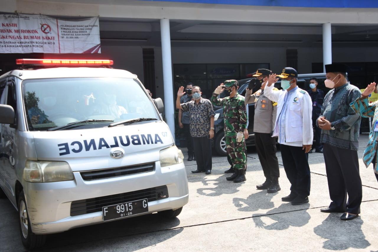 Selamat Jalan Dokter Dedi Syarif Putra Terbaik Kabupaten Bogor 235