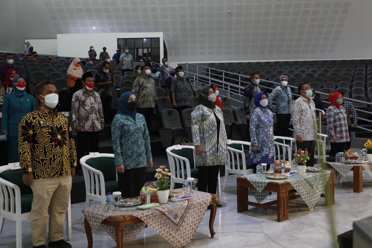 Kabupaten Bogor Tuan Rumah Peluncuran Program DAHSAT 237