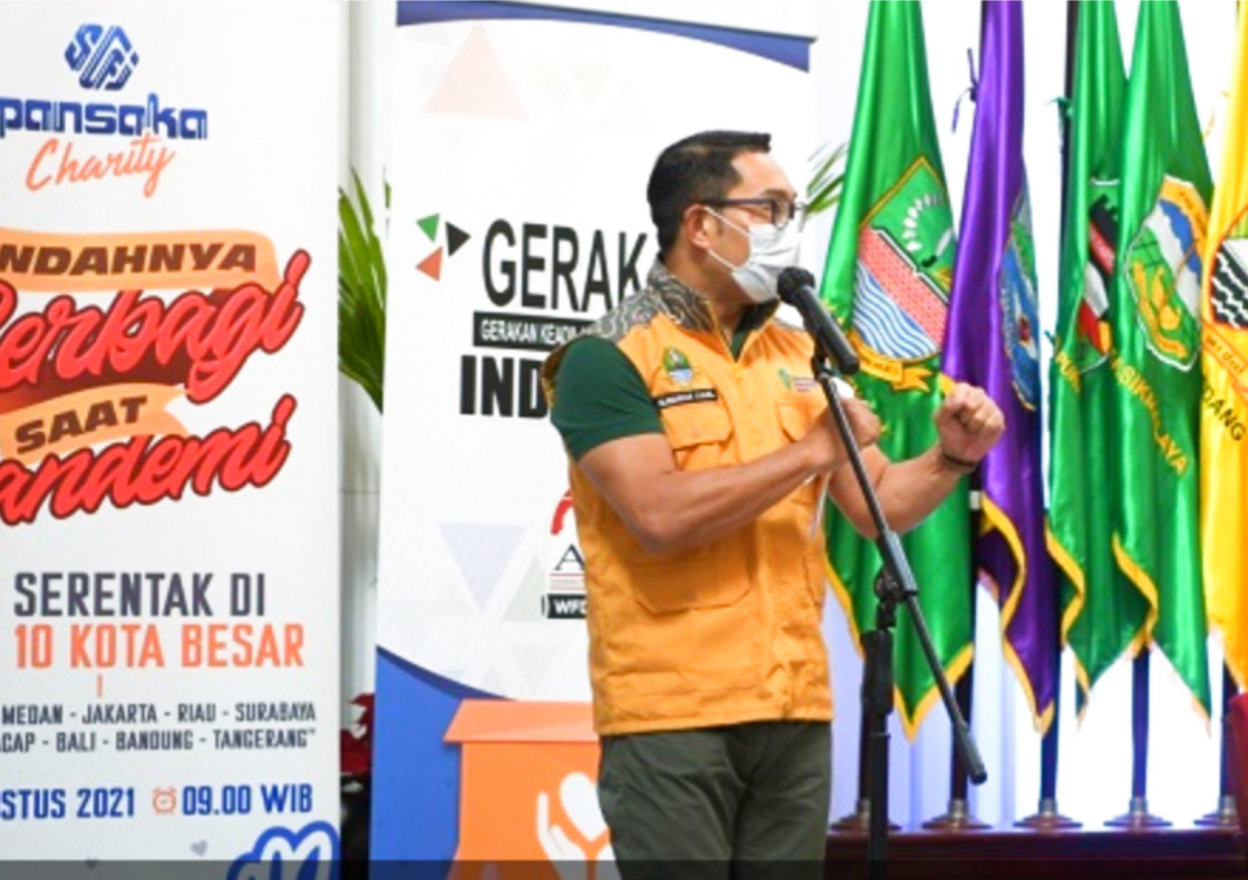 Ridwan Kamil Ajak Warga Jabar Rayakan HUT RI Melalui Lomba Kebaikan 235
